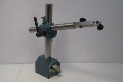 New Brown and Sharpe Heavy Duty Magnetic Base Indicator Holder. 599-7742