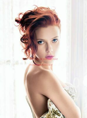 SCARLETT JOHANSSON Poster Hollywood Art Photo Poster I 24 inch by 36 inch