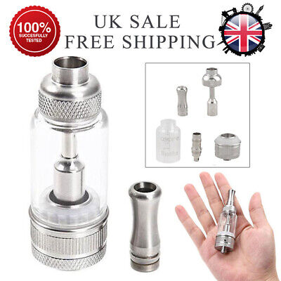 5Ml Aspire Nautilus Tank Kit With Adjustable Air Hole & Bvc Coil Coils Hot UK
