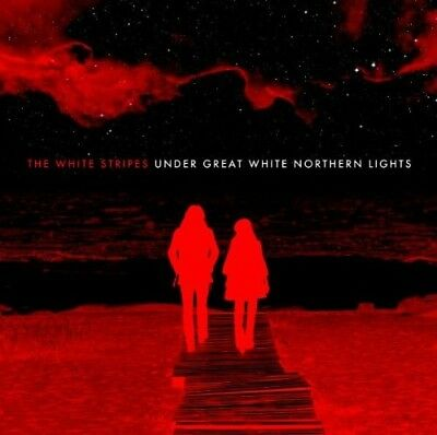The White Stripes-Under The Great White Northern Lights-Japan Cd+Dvd H70