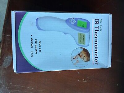 Digital Baby Thermometer Infrared Ear & Forehead