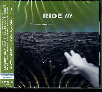 Ride-This Is Not A Safe Place-Japan Cd F30