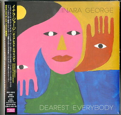 Inara George-Dearest Everybody-Japan Cd Bonus Track F30