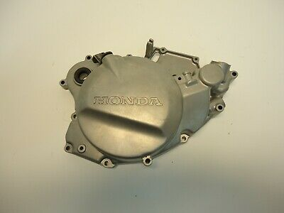 HONDA MTX125 Engine Clutch Casing Cover Vapour Blasted
