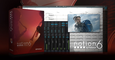 Presonus Notion 6 Music Notation Software ACTIVATOR  (Download) INSTANT DELIVERY