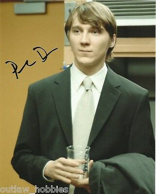 Paul Dano Autographed Signed 8x10 Photo COA