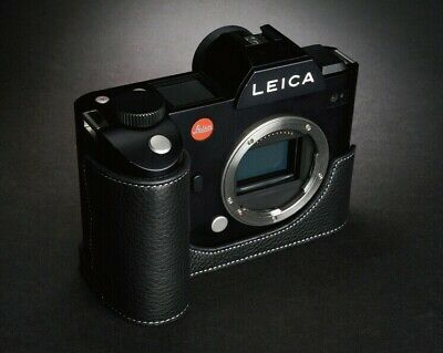 Genuine Leather Half Case for Leica SL (Typ601) - BRAND NEW