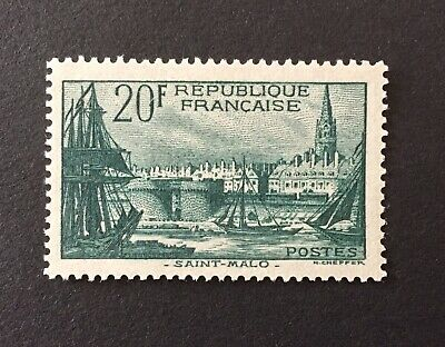 TIMBRE FRANCE n°394 NEUF* TBE . Cote 45 Euros .
