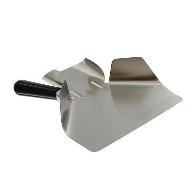 Lot45 | Right Hand Fry Scoop Stainless Steel Popcorn Scoop French Fries Scooper