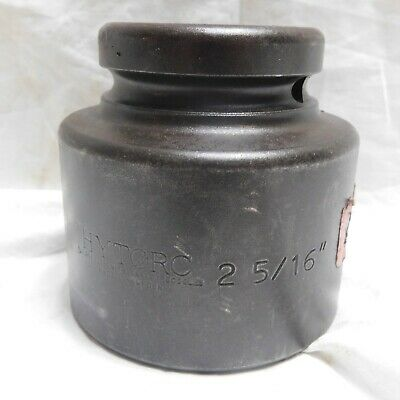 "Hytorc 1"" Drive 2-5/16"" Impact Socket - Made in Sweden"