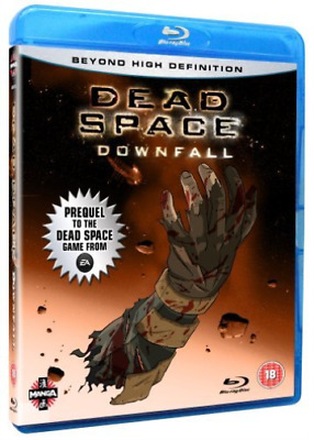 Anime-Dead Space: Downfall (Bd BLU-RAY NEW