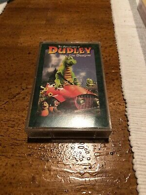 The Adventures Of Dudley The Dragon Cassette SUPER RARE Tested And Working