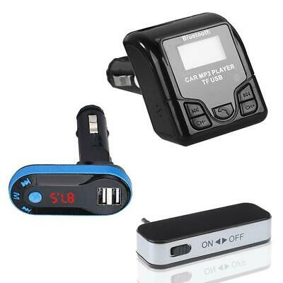 Transmisor FM Reproductor MP3 Bluetooth kit de coche manos libres USB Lck MP3 BF