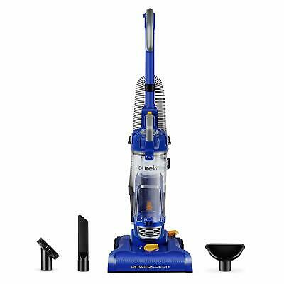 PowerSpeed Lightweight Bagless Upright Vacuum Cleaner, Blue -FREE SHIPPING