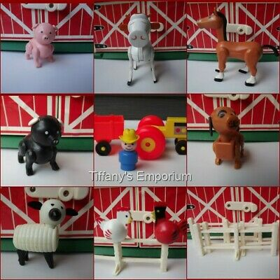 Fisher Price Little People Family Farm Replacement Parts #915