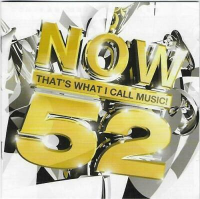 Various Artists - Now That's What I Call Music! 52 (CD) (2002)