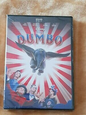 Dumbo 2019 DVD UK Compatible new sealed