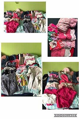 Baby Girls 18-24 Months Clothes Bundle 95 Items