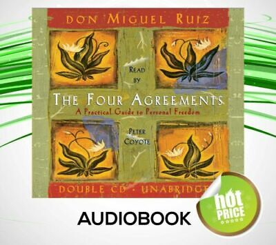 🎧🎧 The Four Agreements ⏩ A Practical Guide to Personal Freedom D. Miguel Ruiz