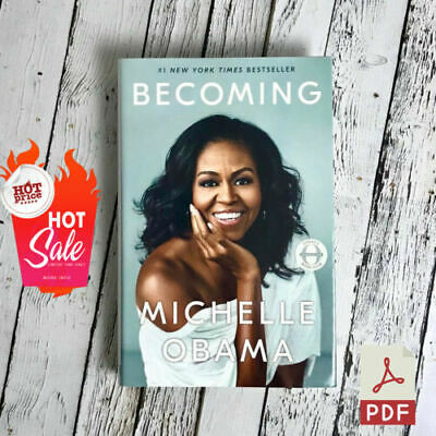 Becoming By Michelle Obama (P.D.F)