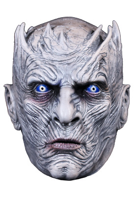 Game of Thrones - The Night King Mask - Version 2 - Trick or Treat Studios