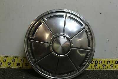 "OEM Single 14"" Hub Cap Wheel Cover 1972-1976 Plymouth Valiant (2081)"
