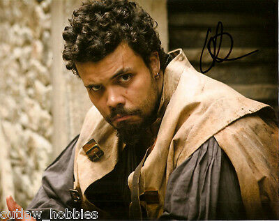 Musketeers Howard Charles Autographed Signed 8x10 Photo COA