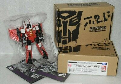 Transformers Generations Selects War For Cybertron Siege Red Wing