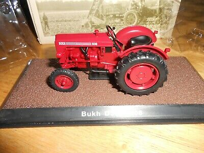 Atlas Editions Bukh D30  1958 Vintage Tractor New Boxed