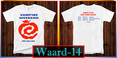 Vampire Weekend Father Of The Bride New York Tour T-Shirt special reprint nice
