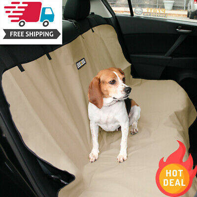 Dog Car Seat Hammock Pet Cover Waterproof Cat SUV Van Back Rear Bench Pad