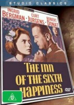 The Inn Of The Sixth Happiness (Studio Classics) (1958) [New Dvd]