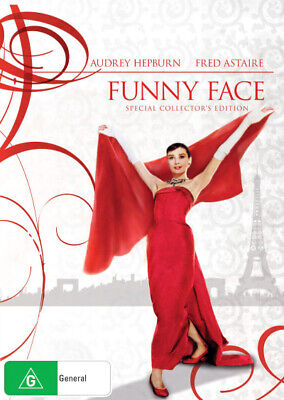 Funny Face (Special Collector's Edition) (1956) [New Dvd]