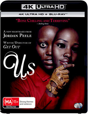 Us (2019) (4K Uhd/Blu-Ray) (2019) [New Bluray]