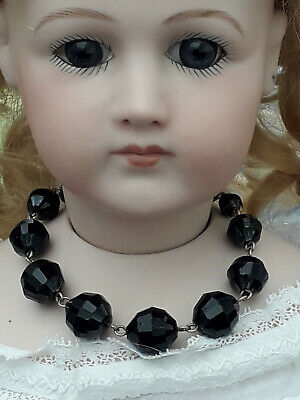 Dolls French Antique Doll Jewelry ~ Pearl Blossoms ~ Earrings for Jumeau Bru