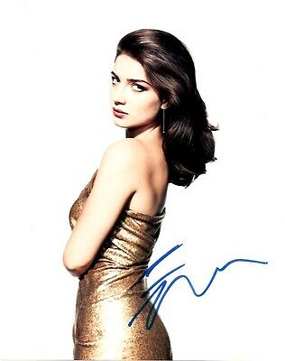Eve Hewson Autographed Signed 8x10 Photo COA 2