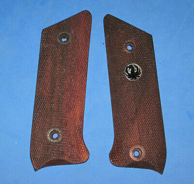 RUGER GRIP PANELS Fits New Model Bearcat 22  Serial# Above 93-00000