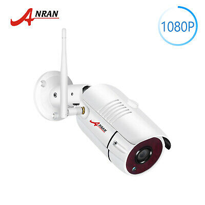 ANRAN Wireless 1080P HD CCTV Single Camera Outdoor Security IR Night Vision IP66