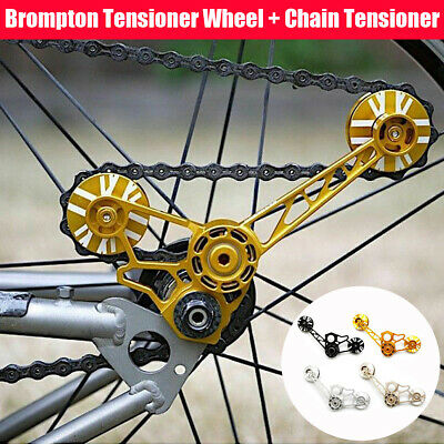 2019 include bearing pulleys PRO// 4 Brompton nov chain tensioner PRO full set