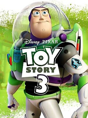 BN Toy Story 3 You Choose 4K BluRay & Case or Bluray Disc Only Disney Pixar