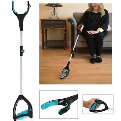 Foldable Trash Pick Up Picker Drive Magnetic Handy Grabber Extension Reach Stick