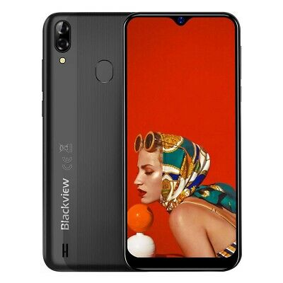 Blackview A60 Pro 3GB+16GB Android 9.0 4G Handy Ohne Vertrag Smartphone Dual-SIM