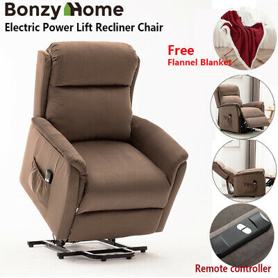 Leisure Glidering Rocker Recliner Chair Living Room Sofa Padded Soft Seat Back