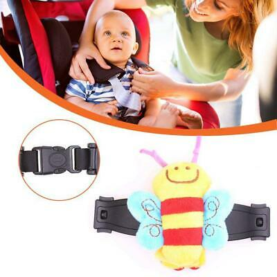 1PC Car Baby Safety Seat Strap Belt Harness Chest Clip Child Safe Lock Buckle
