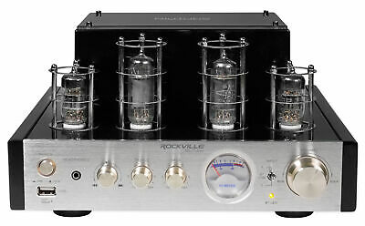 ROCKVILLE BLUTUBE TUBE Amplifier/Home Theater Bluetooth Receiver+4