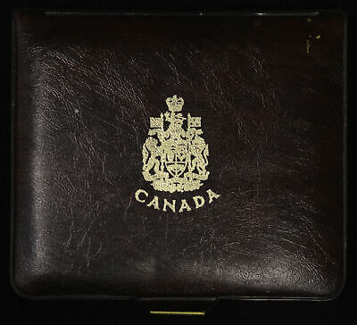 Canada 1975 7 coin mint set in original Case Royal Canadian Mint