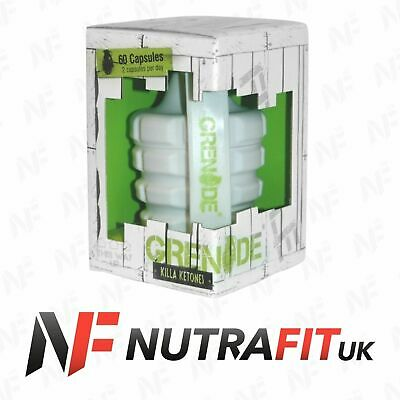 GRENADE KILLA KETONES Fat Burner Diet Weight Loss Slimming Formula Pills