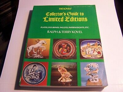 The Kovels'  Collector's Guide To Limited Editions By Ralph & Terry Kovel