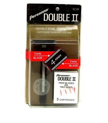 Personna Double Ii Twin Blade Safety Razor