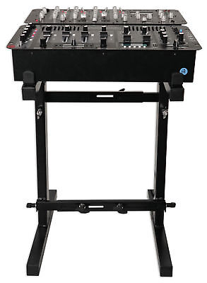 Rockville Portable Adjustable Mixer Stand For Mackie 1402VLZ4 Mixer